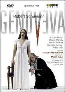Robert Schumann. Genoveva - DVD