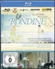 Giacomo Puccini. La rondine di Graham Vick - Blu-ray