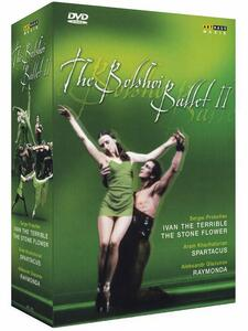 The Bolshoi Ballet II (4 DVD)