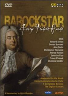 Georg Friedrich Händel. Barockstar di Ulrich Meyszies - DVD