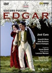 Giacomo Puccini. Edgar di Lorenzo Mariani - DVD