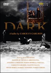 Joachim Kühn. Dark - DVD