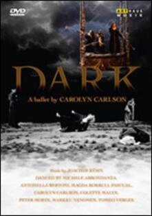 Joachim Kühn. Dark (DVD) - DVD di Joachim Kühn