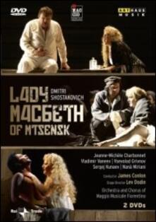 Dmitry Shostakovich. Lady Macbeth Of Mtsensk (2 DVD) di Lev Dodin - DVD