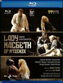 Dmitry Shostakovich. Lady Macbeth Of Mtsensk di Lev Dodin - Blu-ray