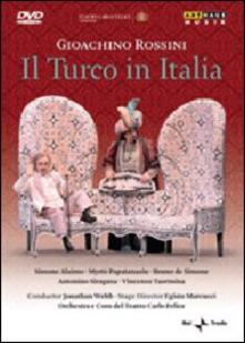 Gioacchino Rossini. Il turco in Italia (DVD) - DVD di Gioachino Rossini