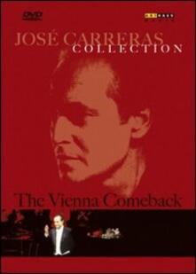 José Carreras. Vienna Comeback Recital (DVD) - DVD di José Carreras