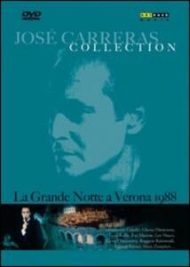 José Carreras. La Grande Notte a Verona - DVD
