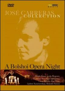 José Carreras. A Bolshoi Opera Night - DVD