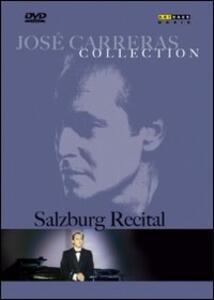 José Carreras. Salzburg Recital - DVD