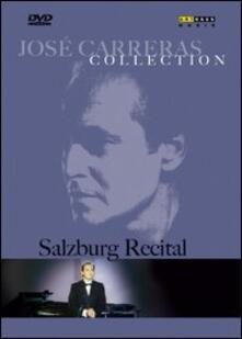 José Carreras. Salzburg Recital (DVD) - DVD di José Carreras