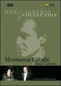José Carreras & Montserrat Caballé - DVD