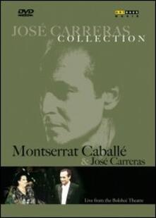 José Carreras & Montserrat Caballé (DVD) - DVD di Montserrat Caballé,José Carreras