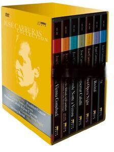 José Carreras Collection (7 DVD)