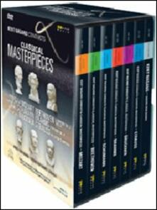 Kent Nagano Conducts Classical Masterpieces (7 DVD)