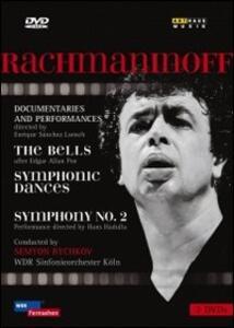 Sergei Rachmaninoff. Music Documentaries & Performances (2 DVD) - DVD