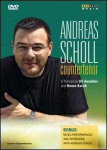 Andreas Scholl. Countertenor - DVD