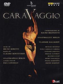 Caravaggio (DVD) - DVD di Bruno Moretti