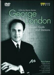 George London. Between Gods and Demons di Marita Stocker - DVD