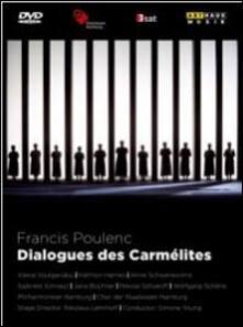 Francis Poulenc. Dialogues des Carmelitanes (DVD) - DVD di Francis Poulenc