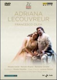 Francesco Cilea. Adriana Lecouvreur (DVD) - DVD di Marcelo Alvarez,Micaela Carosi,Francesco Cilea,Renato Palumbo