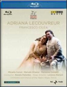 Francesco Cilea. Adriana Lecouvreur di Lorenzo Mariani - Blu-ray