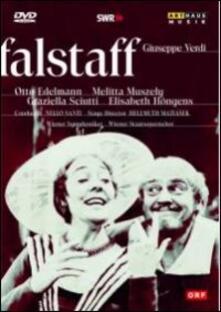 Giuseppe Verdi. Falstaff di Hellmuth Matiasek - DVD