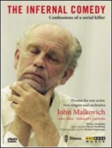 The Infernal Comedy. Confessions of a Serial Killer di Michael Sturminger - DVD