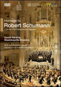 Robert Schumann. Homage to Robert Schumann - DVD
