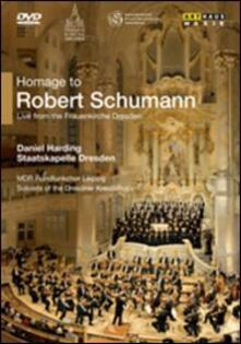 Robert Schumann. Homage to Robert Schumann (DVD) - DVD di Markus Burger