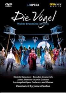 Die Vogel (DVD) - DVD di Walter Braunfels,Desirée Rancatore
