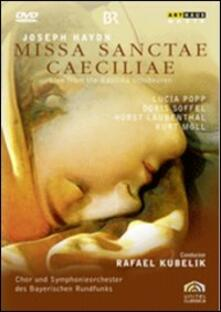Franz Joseph Haydn. Missa Sanctae Caeciliae. Cacilienmesse - DVD