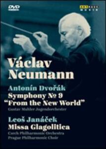 Vaclav Neumann Conducts Dvorák and Janácek - DVD