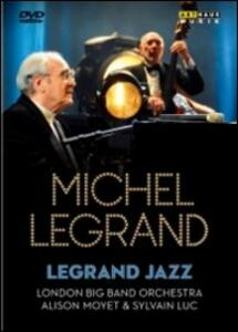 Michel Legrand. Jazz - DVD