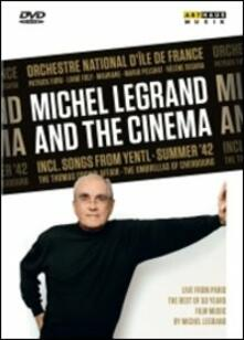 Michael Legrand. Michael Legrand and the Cinema - DVD