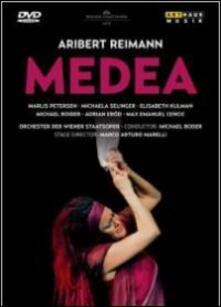 Aribert Reimann. Medea (DVD) - DVD di Aribert Reimann