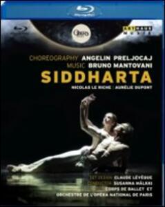 Bruno Mantovani. Siddharta - Blu-ray