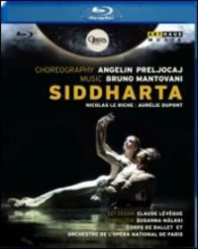 Bruno Mantovani. Siddharta (Blu-ray) - Blu-ray di Bruno Mantovani
