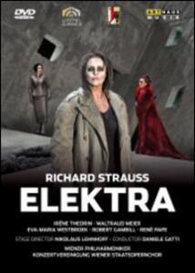 Richard Strauss. Elektra di Nikolaus Lehnhoff - DVD