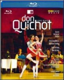 Ludwig Minkus. Don Quichot (Blu-ray) - Blu-ray di Aloisius Ludwig Minkus