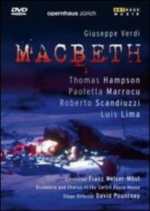 Giuseppe Verdi. Macbeth - DVD