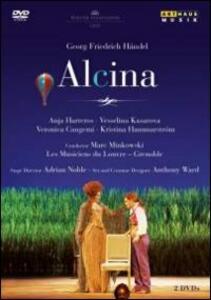 Georg Friedrich Händel. Alcina (2 DVD) di Adrian Noble - DVD