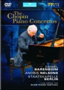 The Chopin Piano Concertos - DVD