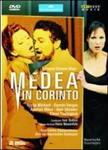 Medea in Corinto (2 DVD) - DVD di Johann Simon Mayr,Ivor Bolton
