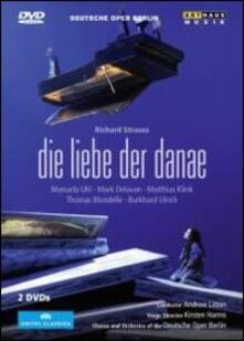 Richard Strauss. Die Liebe der Danae, Op. 83 (2 DVD) di Kirsten Harms - DVD