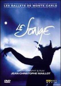 Le Songe di Jean-Christophe Maillot - DVD