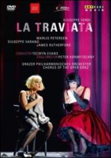 Giuseppe Verdi. La Traviata (DVD) - DVD di Giuseppe Verdi,Marlis Petersen