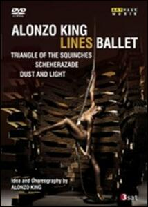 Alonzo King Lines Ballet - DVD