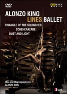 Alonzo King Lines Ballet - DVD