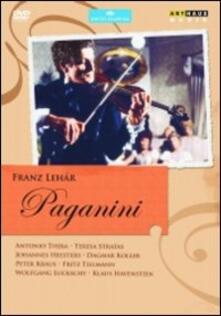 Paganini (Film Operetta) - DVD di Franz Lehar,Stefan Soltesz